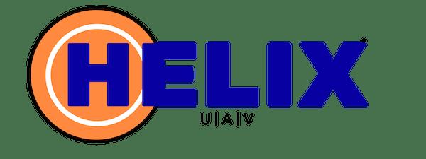 Helix UAV Main Logo