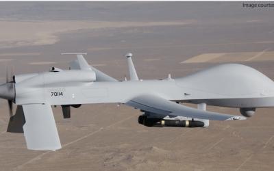 Anti-Jam GPS for Army's Gray Eagle UAV Awarded to Cobham