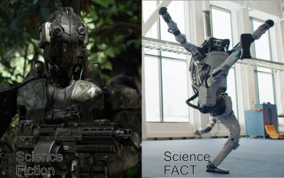 Science Fiction or Science Fact?
