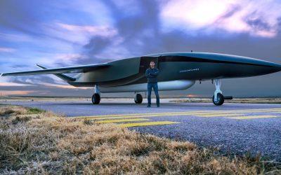 World's biggest drone — a 28-ton autonomous behemoth