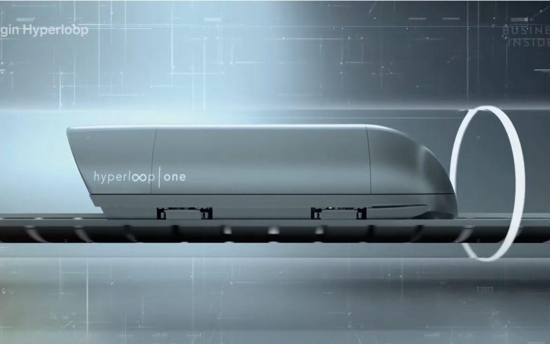 Europeans building Musk's hyperloop vision – First?